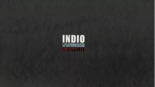indio solari  la película 2 cds + 2 dvds originales oferta!!