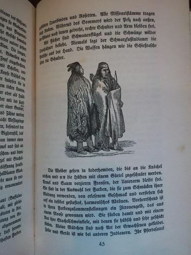indios de missouri. f. schneller (en alemán gótico)