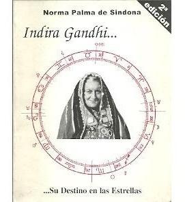 indira gandhi... su destino en las estrellas