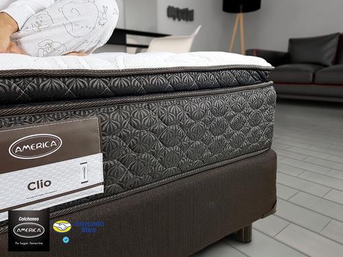 individual américa colchón