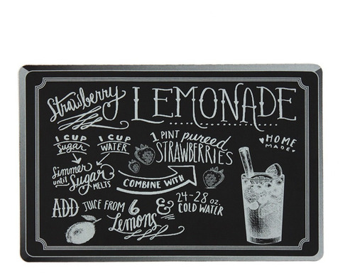 individual lemonade cocina morph