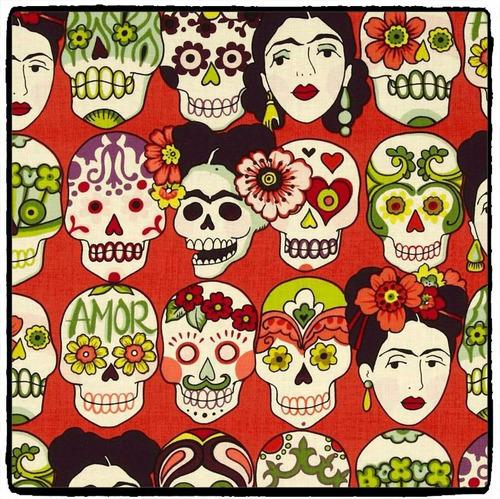 individuales frida kahlo - méxico by casa pepa!  x 2 unid.