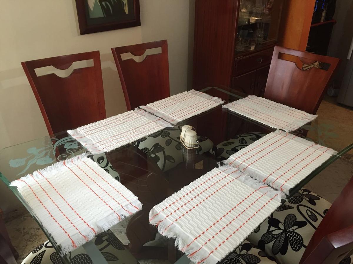 Individuales para mesa tejido en telar ditexcotelar en mercado libre - Individuales para mesa ...