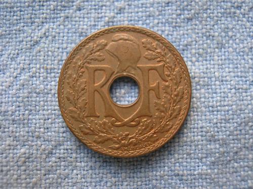 indochina francesa 1/2 cent