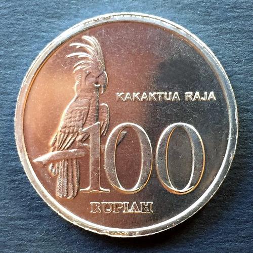 indonesia - moneda de 100 rupias 1999 ¡ sin circular !