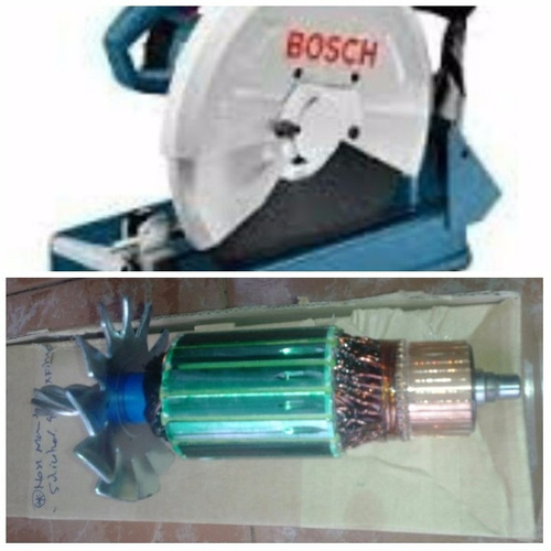 inducidos de tronzadoras .bosch 04166926669