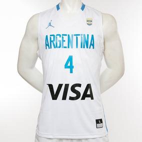 57a6ca1eba0bd Camiseta Argentina Basquet Jordan - Deportes y Fitness en Mercado Libre  Argentina