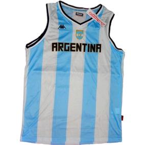 754157bae1e7c Indumentaria Kappa Seleccion Argentina De Basquet - Deportes y Fitness en  Mercado Libre Argentina