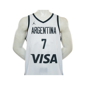 e943fe22eb5e4 Remeras De La Seleccion Argentina De Basquet en Mercado Libre Argentina