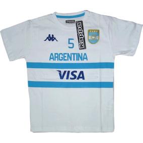 8e8dfe1e475fe Indumentaria Kappa Seleccion Argentina De Basquet - Deportes y Fitness en  Mercado Libre Argentina