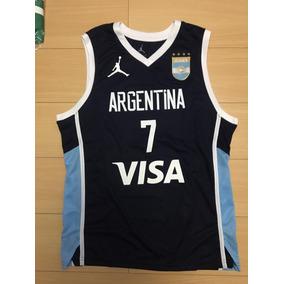 886095263ac11 Musculosa Seleccion Argentina De Basquet en Mercado Libre Argentina