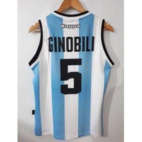 2a5f30feaab6c Camiseta Kappa Argentina Basquet - Deportes y Fitness en Mercado Libre  Argentina