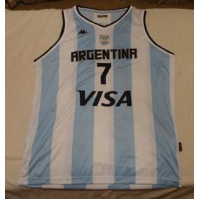 5e8c305357857 Camiseta Basquet Argentina Kappa - Deportes y Fitness en Mercado Libre  Argentina