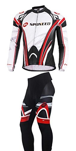 Indumentaria De Hombre Sponeed Cycling Jersey Long Sleeve -   86.126 ... 0e768cd12