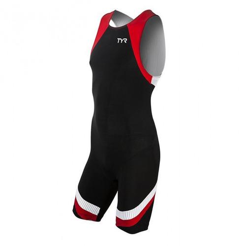 indumentaria enterito s/m carbon zip back tri suit hombre