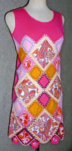 indumentaria femenina de diseño artesanal
