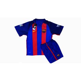 c10c9f83ba359 Uniforme Barcelona 2017 Azul Con Verde - Fútbol en Mercado Libre Colombia