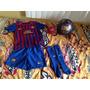 Futbol. Barcelona. Messi. Uniforme. Balón. Niños. Originales