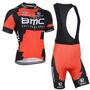 Conjunto De Ciclismo Diseño Team Bmc