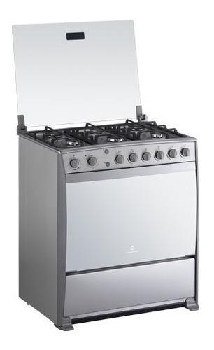 indurama cocina a gas galicia 6 quemadores 32 pulgadas