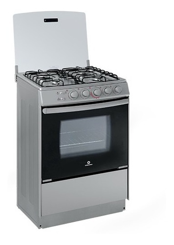 indurama cocina a gas mérida 4 quemadores 24 pulgadas