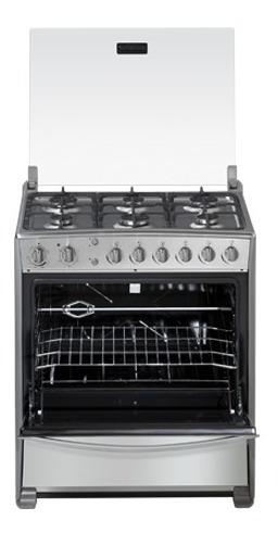 indurama cocina a gas mónaco 5 quemadores 32 pulgadas