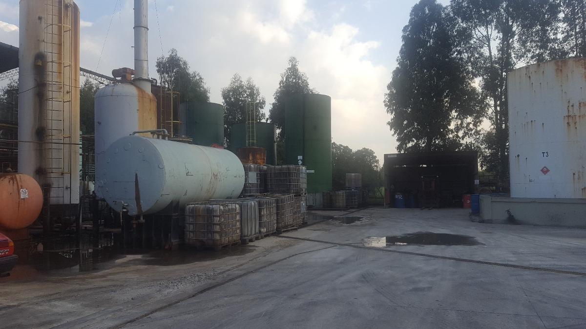 industria recuperadora de aceites