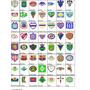 Insignias De Equipos De Futbol, Los Principales Del Mundo