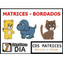 Cd 9000 Matrices Distintos Formatos(pes,hus,dst) Cathy Col
