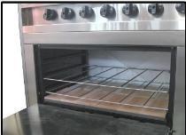 industrial hornallas cocina