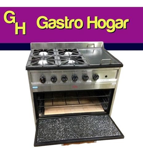 industrial horno cocina