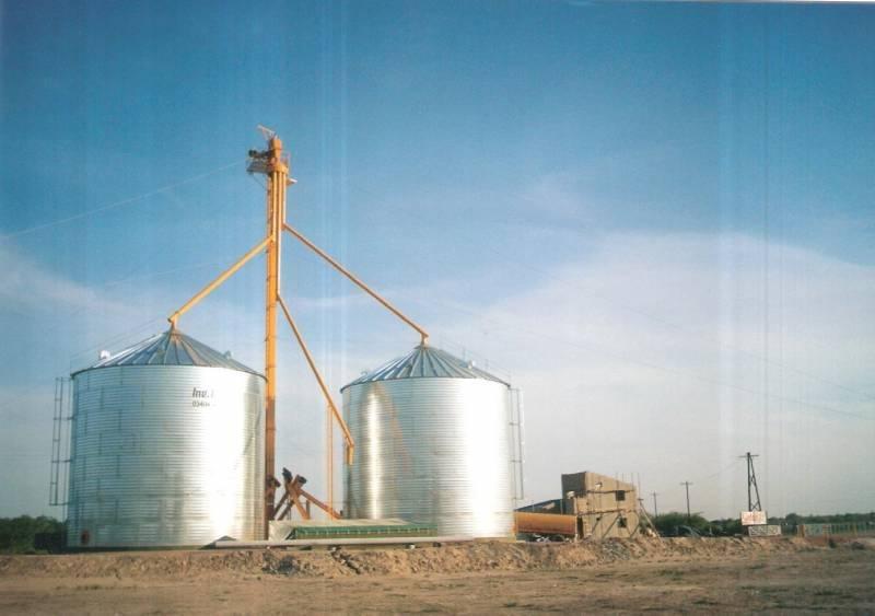 industrial ship - el pinto