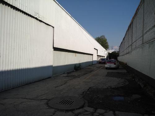 industrial vallejo, bodega en renta  1514m2 en condominio