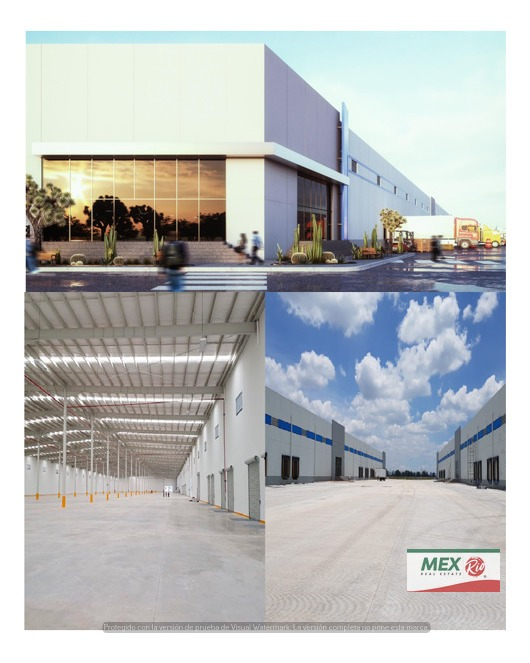 industrial warehouse aiport
