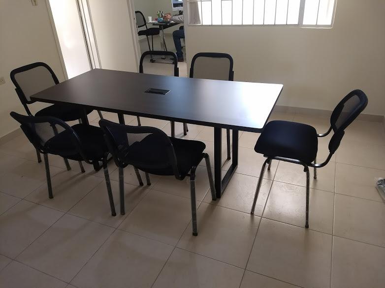 Industrias Y Oficinas, Mesas De Juntas, Oficinas Modernas ...