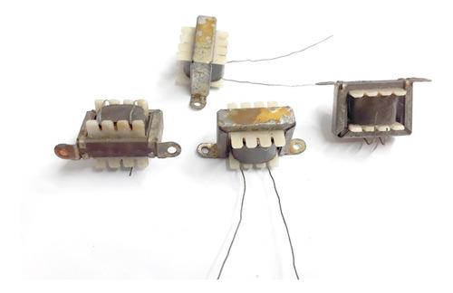 indutor p/ filtro 2,5mh ou 2500uh  17 ohms vintage choque