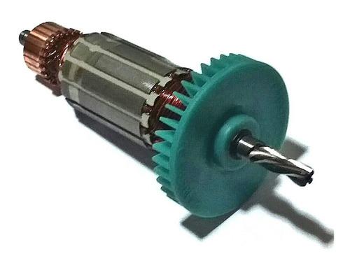induzido completo para furadeira makita hp1500 / hp1210 110v
