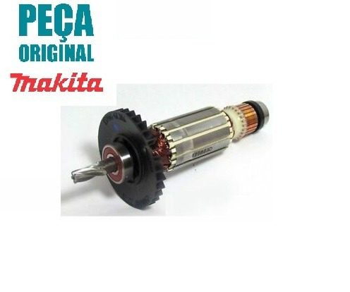 induzido / rotor makita 220v chave impacto tw0200 - 517448-4