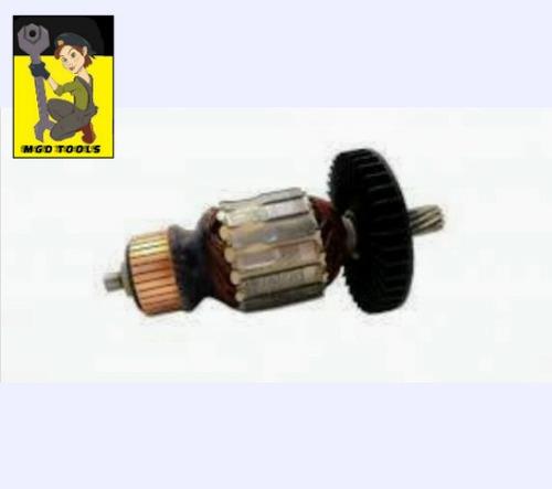 induzido/rotor serra circular makita 5007n / 5007mg - 110v