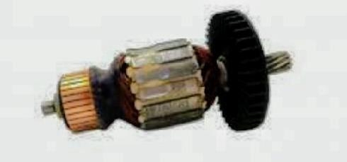 induzido/rotor serra circular makita 5806 h/nh/nhg