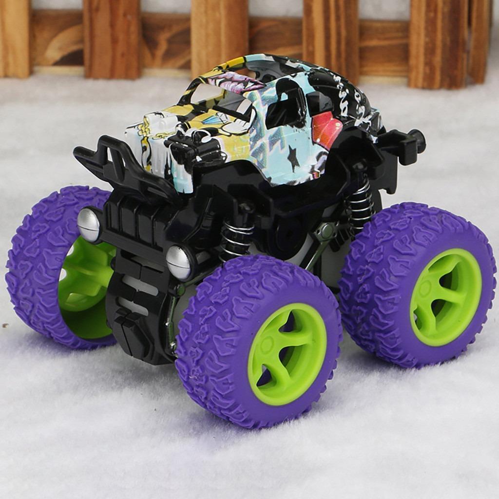 Inertia 4 Ruedas Todoterreno Vehículo De Simulación Modelo D
