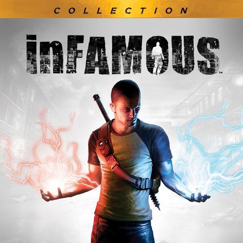 infamous collection ps3 descargable psn - original