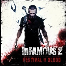 infamous festival of blood ps3 digital  nuevo - original