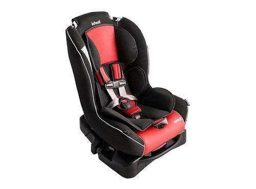 infanti - silla de auto para bebés express journey v2 rojo