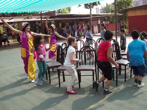 infantil fiestas animacion