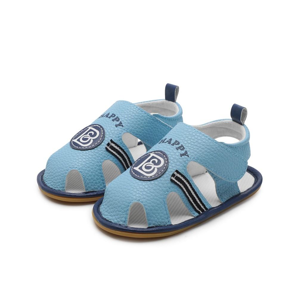 Bebé Sandalia S Zapatos Azul Infantil Boy Niño Verano b76vgYfy