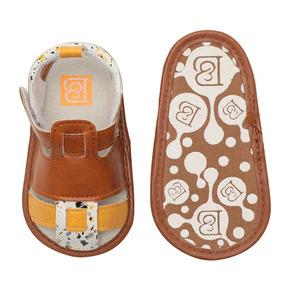 Magia Niño Zapatos Sandalia Infantil Cinta Suave Pu mNv80wn