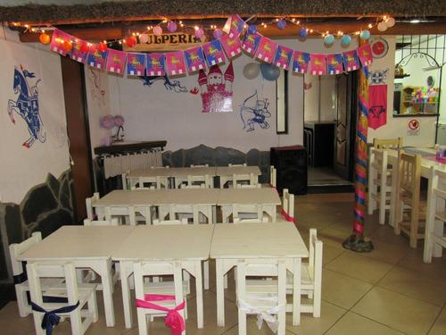 infantiles eventos salon fiestas