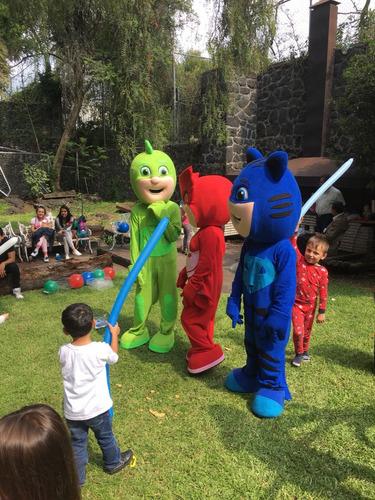 infantiles fiestas shows