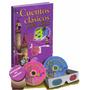 Libro Cuentos Clásicos Para Niños 3d 1 Vol + 2 Dvd